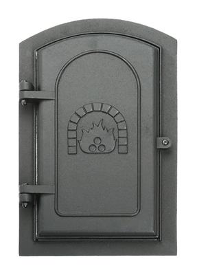 Minuteman Cast Iron Clean Out Door Cdr 12