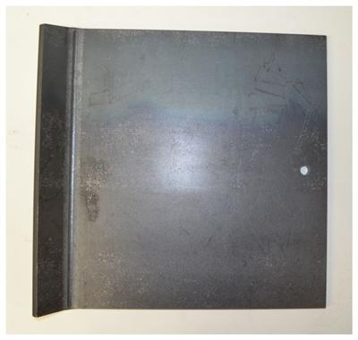 Quadra Fire 2100 Steel Baffle 832 0080