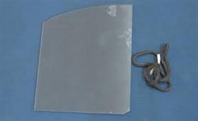 Quadrafire Glass Assembly 7100 433 5750
